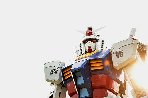 First Gundam Tokyo_1
