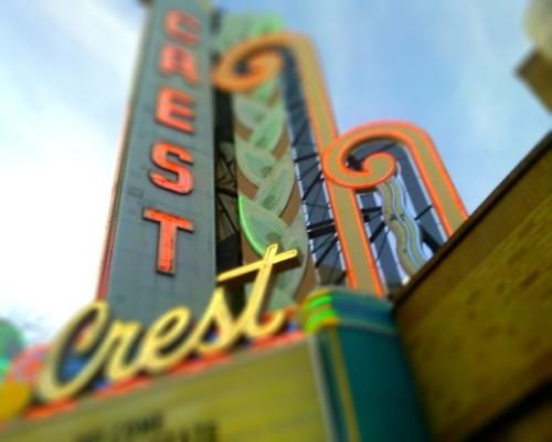 Crest Theater Midtown Sacramento