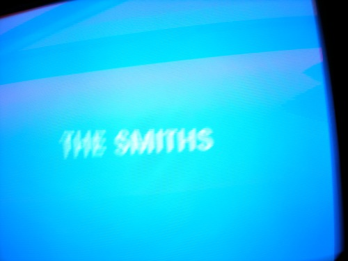 The Smiths TV Type Experiment