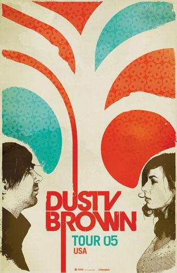dustybrown