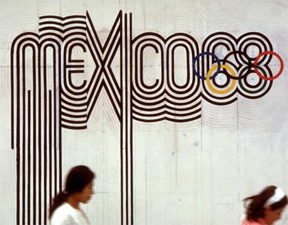 Mexico Olympics 1968