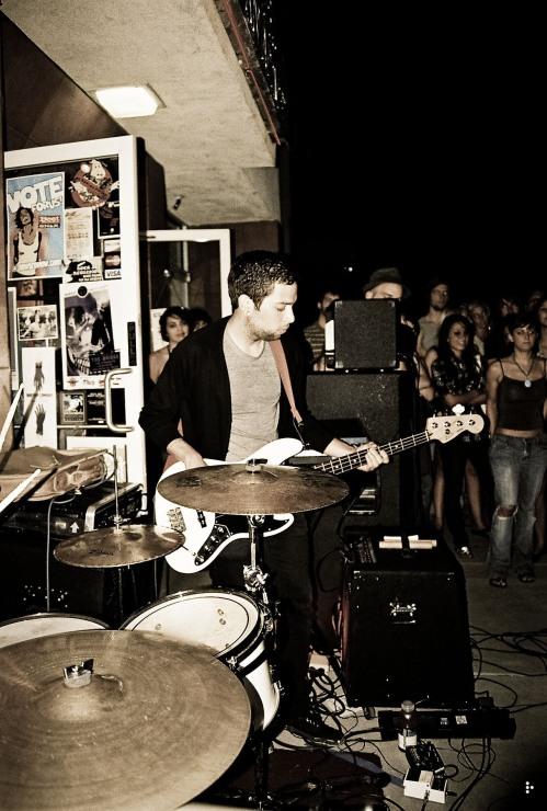 Robbie/bass