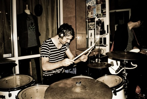Mike/drums