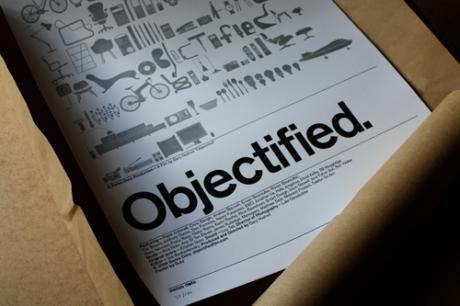 Objectified Letterpress
