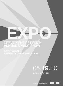 Spring Show Expo_Early Concept 1